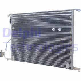 Kondensator, Klimaanlage mit OEM-Nummer A 220 500 00 54