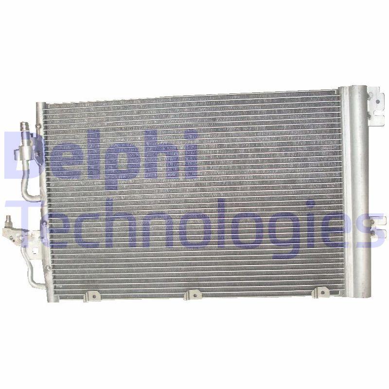 Kondensator Klimaanlage DELPHI TSP0225532 5012759359556