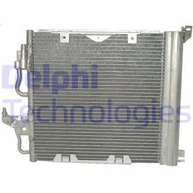 DELPHI  TSP0225533 Kondensator, Klimaanlage