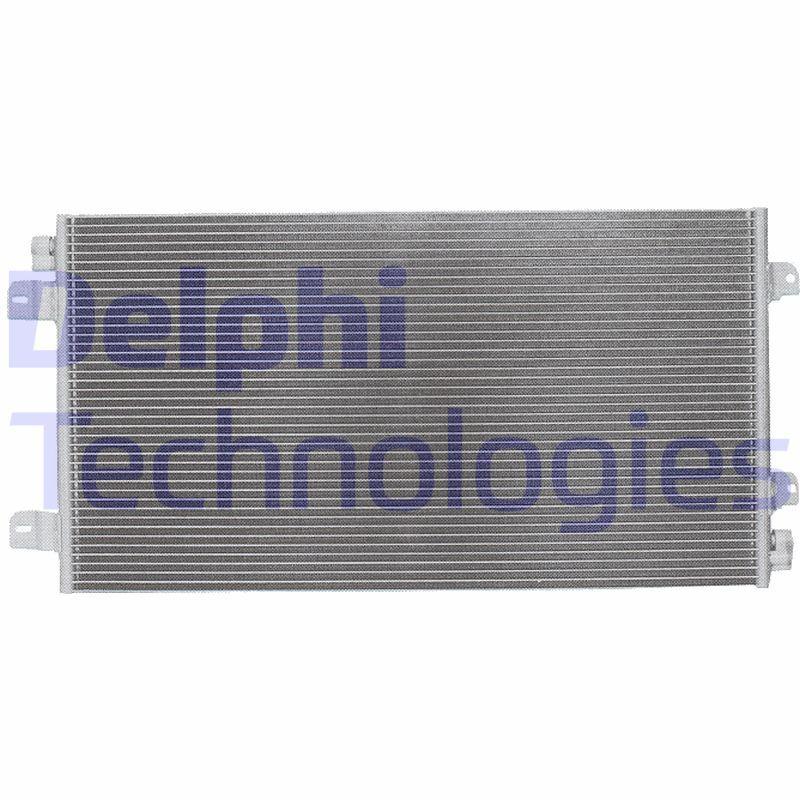DELPHI  TSP0225534 Kondensator, Klimaanlage