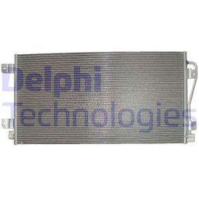 Kondensator, Klimaanlage mit OEM-Nummer 7701049665