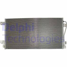 DELPHI  TSP0225540 Kondensator, Klimaanlage