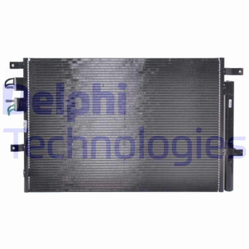 DELPHI  TSP0225544 Kondensator, Klimaanlage