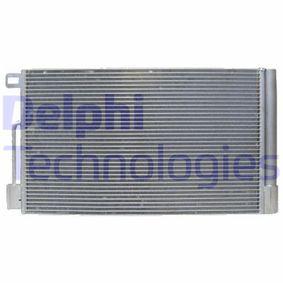 Kondensator, Klimaanlage mit OEM-Nummer 39035151