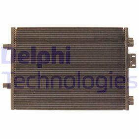 Kondensator, Klimaanlage TSP0225568 CLIO 2 (BB0/1/2, CB0/1/2) 1.5 dCi Bj 2004