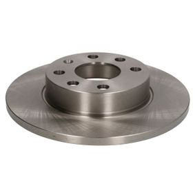Bremsscheiben für OPEL CORSA C (F08, F68) 1.2 75 PS ab Baujahr 09.2000 ABE Bremsscheibe (C3X028ABE) für
