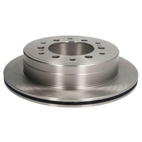 Disque de frein Épaisseur du disque de frein: 18,00mm, Nbre de trous: 6, Ø: 312mm avec OEM numéro 42431 60190