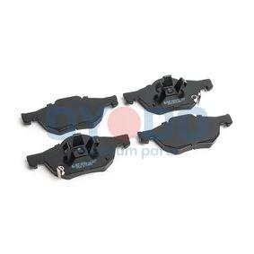 2008 Honda Accord CL7 2.4 Brake Pad Set, disc brake 10H4034-OYO