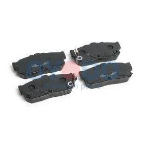Bremsbelagsatz, Scheibenbremse mit OEM-Nummer 440604U090