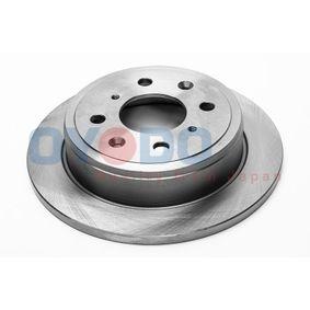 Спирачен диск брой на дупките: 4, Ø: 239мм, Ø: 239мм с ОЕМ-номер 42510 SH3 G00