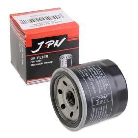 Ölfilter Ø: 69,5mm, Innendurchmesser 2: 63mm, Innendurchmesser 2: 53mm, Höhe: 65mm mit OEM-Nummer 96 570 765