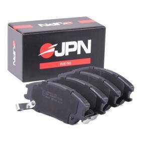 Bremsbelagsatz, Scheibenbremse mit OEM-Nummer 5810 124B00