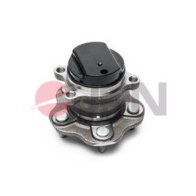 2011 Nissan Qashqai j10 1.5 dCi Wheel Bearing Kit 20L1062-JPN