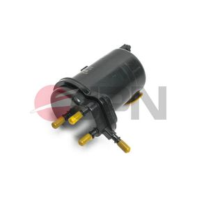 Fuel filter Height: 186mm with OEM Number 16401 00Q0D