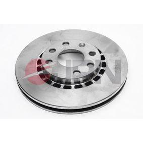 Bremsscheibe Bremsscheibendicke: 24mm, Lochanzahl: 6, Ø: 256mm mit OEM-Nummer 569 042