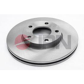 Brake Disc Num. of holes: 5, Ø: 278mm, Ø: 278mm with OEM Number BP4Y-33-25XB