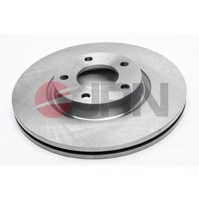 Brake Disc Num. of holes: 5, Ø: 300mm, Ø: 300mm with OEM Number BP6Y 33 25XE