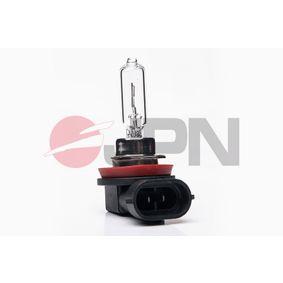 Bulb, headlight H9, PGJ19-5, 65W, 12V H9 12V 65W