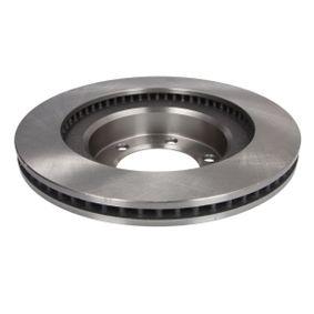 Bremsscheibe Bremsscheibendicke: 18mm, Lochanzahl: 4, Ø: 235mm, Ø: 235mm mit OEM-Nummer 43512-52010