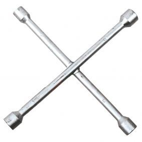 Four-way lug wrench Length: 350mm 37D310