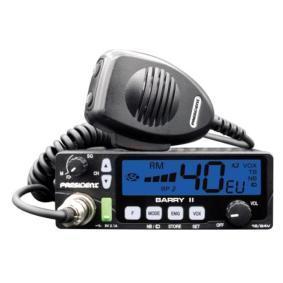 CB radio TXPR022
