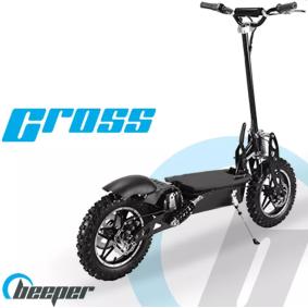 Off-road elektrische step FX1000S