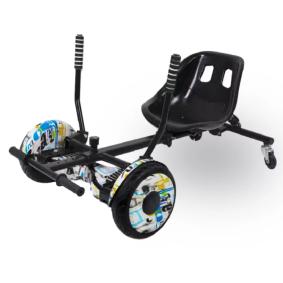 Hoverboard go-kart tilbehør R4KartD