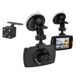 Dash cam Number of cameras: 2, Viewing Angle: 140°° 78539