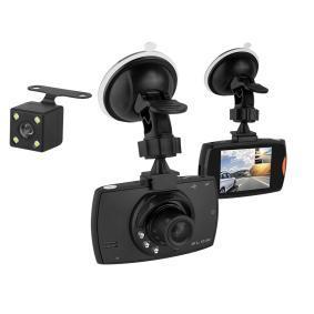 Dashcam Aantal camera's: 2, Invalshoek: 140°° 78539