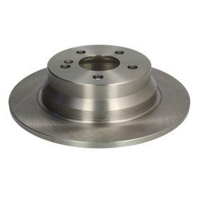 Bremsscheibe Bremsscheibendicke: 10mm, Felge: 5-loch, Ø: 300mm mit OEM-Nummer A211 423 07 12