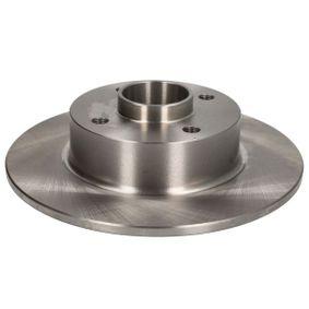 Bremsscheibe C4R018ABE TWINGO 2 (CN0) 1.6 RS Bj 2012