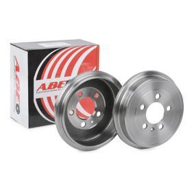 Bremstrommel Trommel-Ø: 200,0mm, Br.Tr.Durchmesser außen: 240mm mit OEM-Nummer 6Q0609617