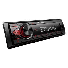 Stereo Potenza: 4x50W MVHS330DAB
