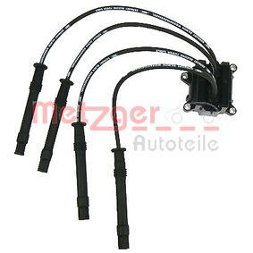 Ignition Coil Number of Poles: 4-pin connector with OEM Number 8200360911