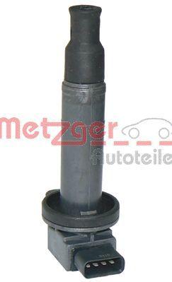 METZGER  0880059 Zündspule Pol-Anzahl: 4-polig