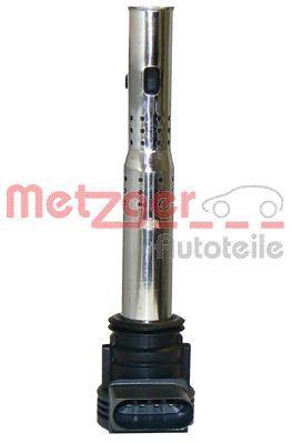 METZGER  0880125 Zündspule Pol-Anzahl: 4-polig