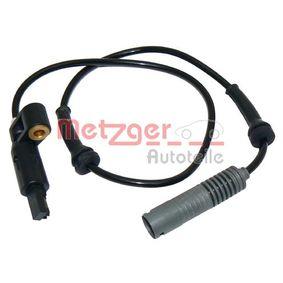METZGER  0900002 Sensor, Raddrehzahl