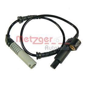 Sensor, Raddrehzahl Art. Nr. 0900010 120,00€