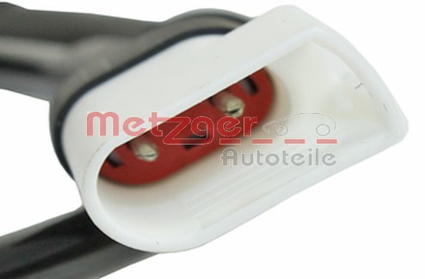ABS Sensor 0900016 METZGER 0900016 in Original Qualität