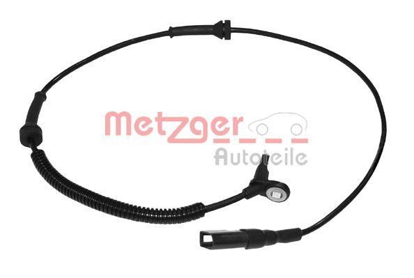 METZGER  0900020 Sensor, Raddrehzahl