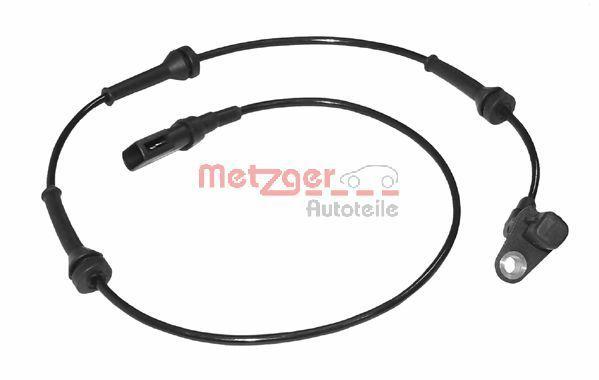METZGER  0900022 Sensor, Raddrehzahl