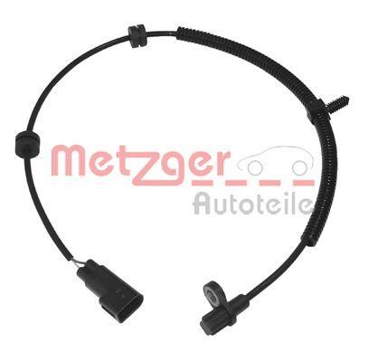 METZGER  0900023 Sensor, Raddrehzahl