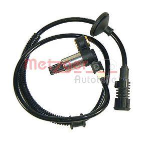 Sensor, Raddrehzahl mit OEM-Nummer 4545-54