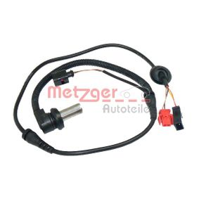 Sensor, Raddrehzahl Art. Nr. 0900070 120,00€