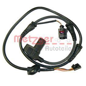 Sensor, Raddrehzahl Art. Nr. 0900072 120,00€