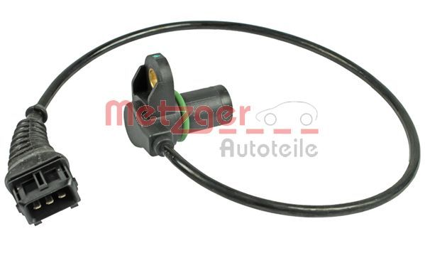 METZGER  0903002 Sensor, posición arbol de levas Número de conexiones: 3