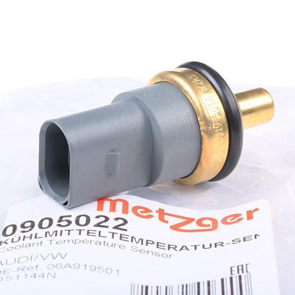 Kühlmitteltemperatursensor 0905022 METZGER 0905022 in Original Qualität