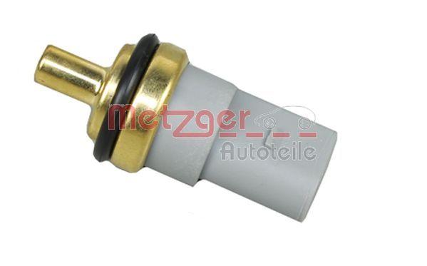 Sensor, Kühlmitteltemperatur METZGER 0905022 4250032456900