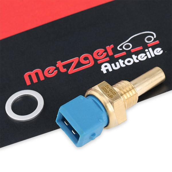 Sensor de Temperatura del Refrigerante METZGER 0905025 conocimiento experto