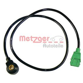 METZGER Klopfsensor 0907032 für AUDI 80 Avant (8C, B4) 2.0 E 16V ab Baujahr 02.1993, 140 PS